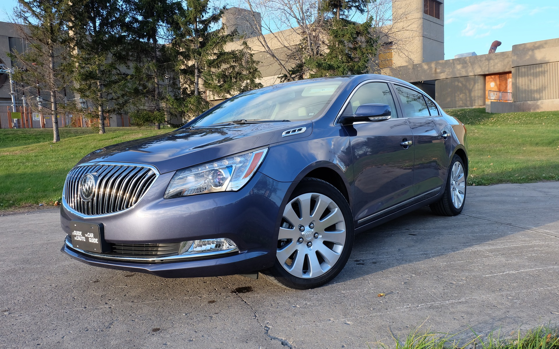2015 buick lacrosse a buick through and through review the car guide. Black Bedroom Furniture Sets. Home Design Ideas