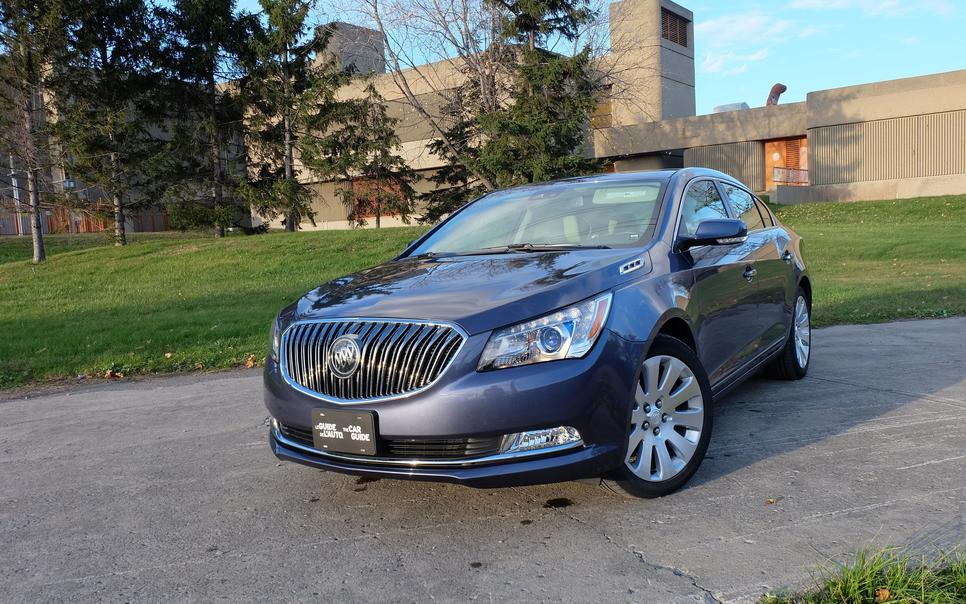 Frederick Buick Tires >> 2015 Buick Lacrosse: A Buick Through And Through - Picture Gallery, photo 19/20 - The Car Guide
