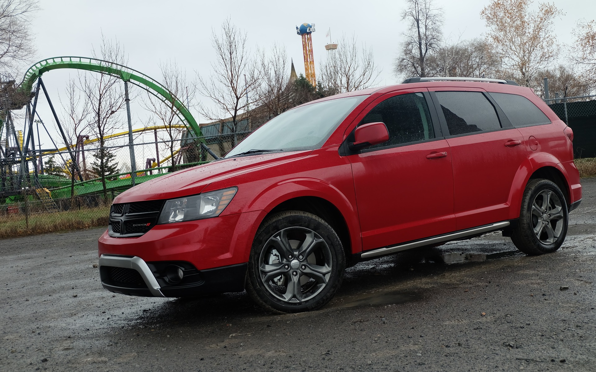 2015 dodge journey don t call it a minivan review the car guide. Black Bedroom Furniture Sets. Home Design Ideas