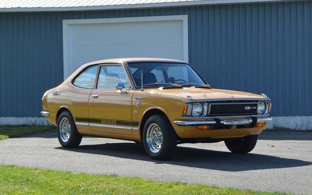 Toyota Corolla 1972 De 1200 224 1600 Cm Cu Ou De 73 224 102