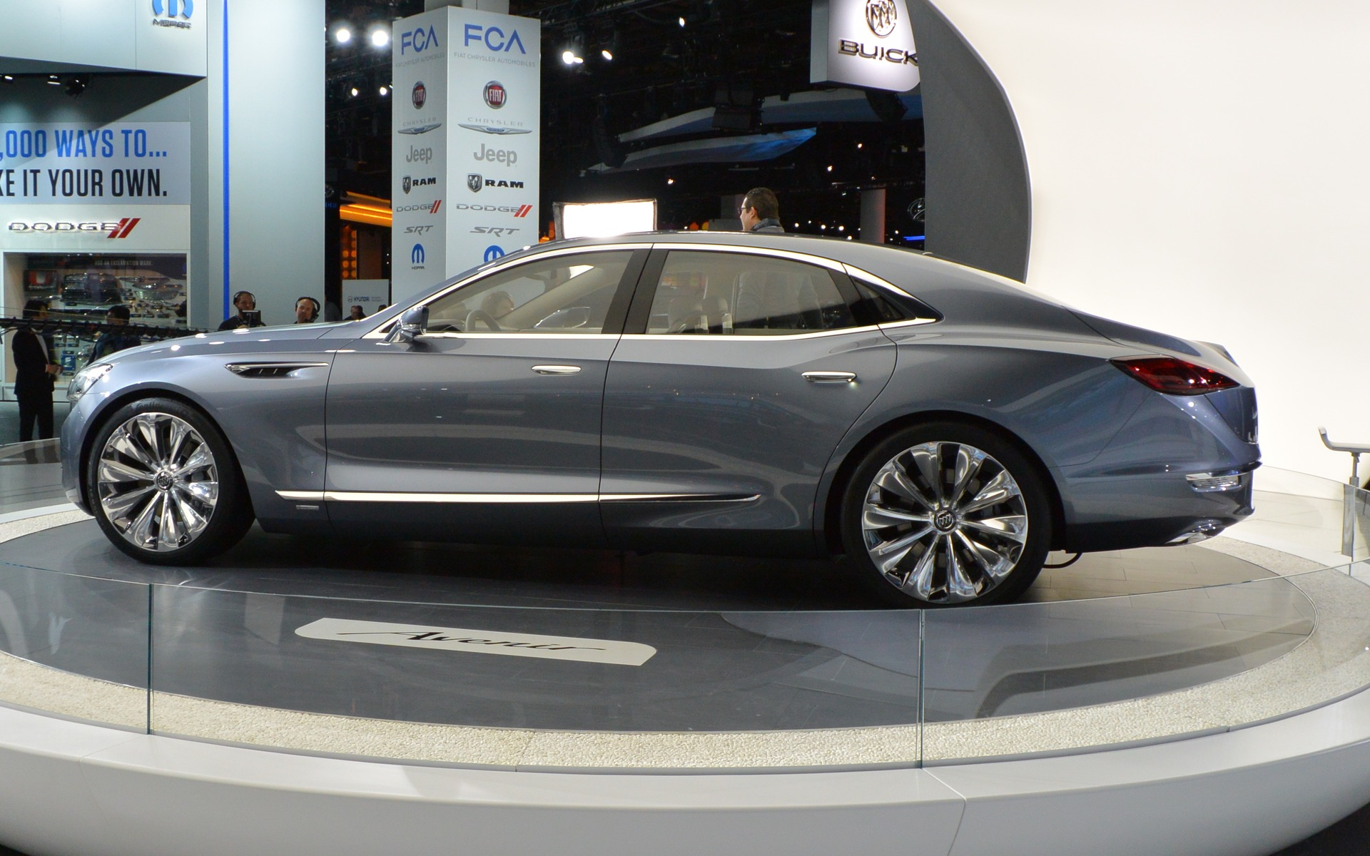 Buick Explores Future with Avenir Concept - Page 28