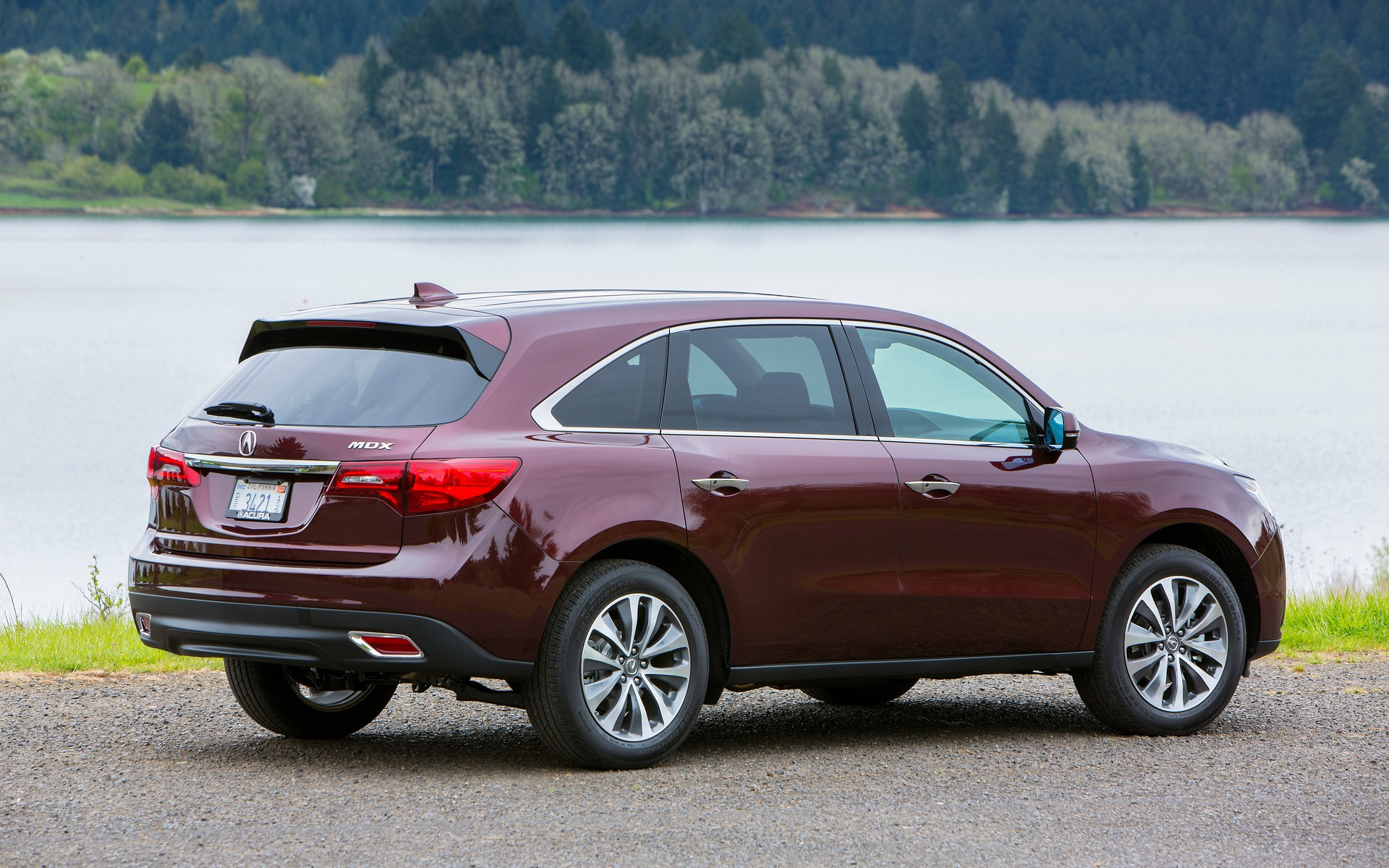 gas for 2015 acura mdx autos post. Black Bedroom Furniture Sets. Home Design Ideas