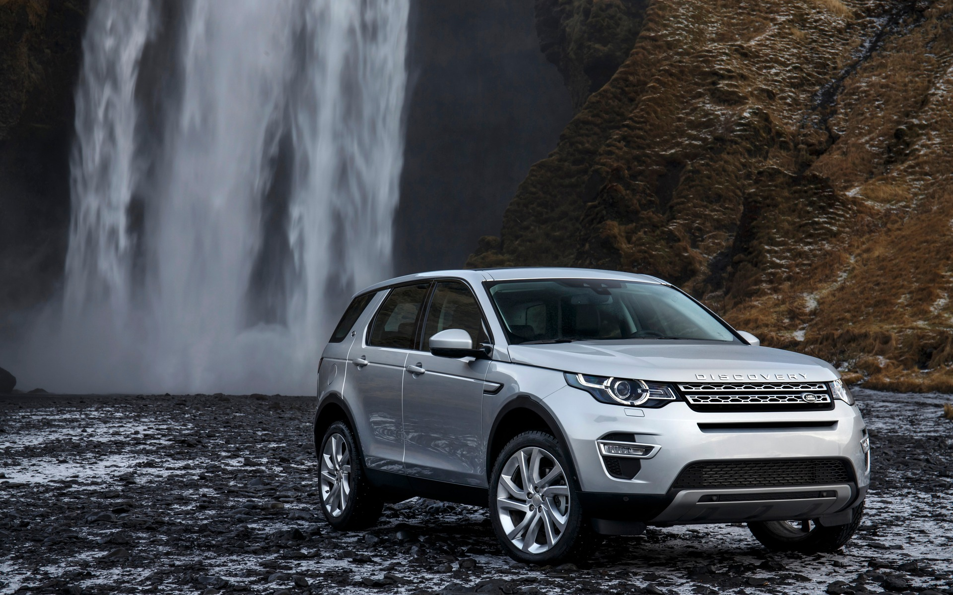 Land Rover Discovery Sport 2015 Mission Polyvalence