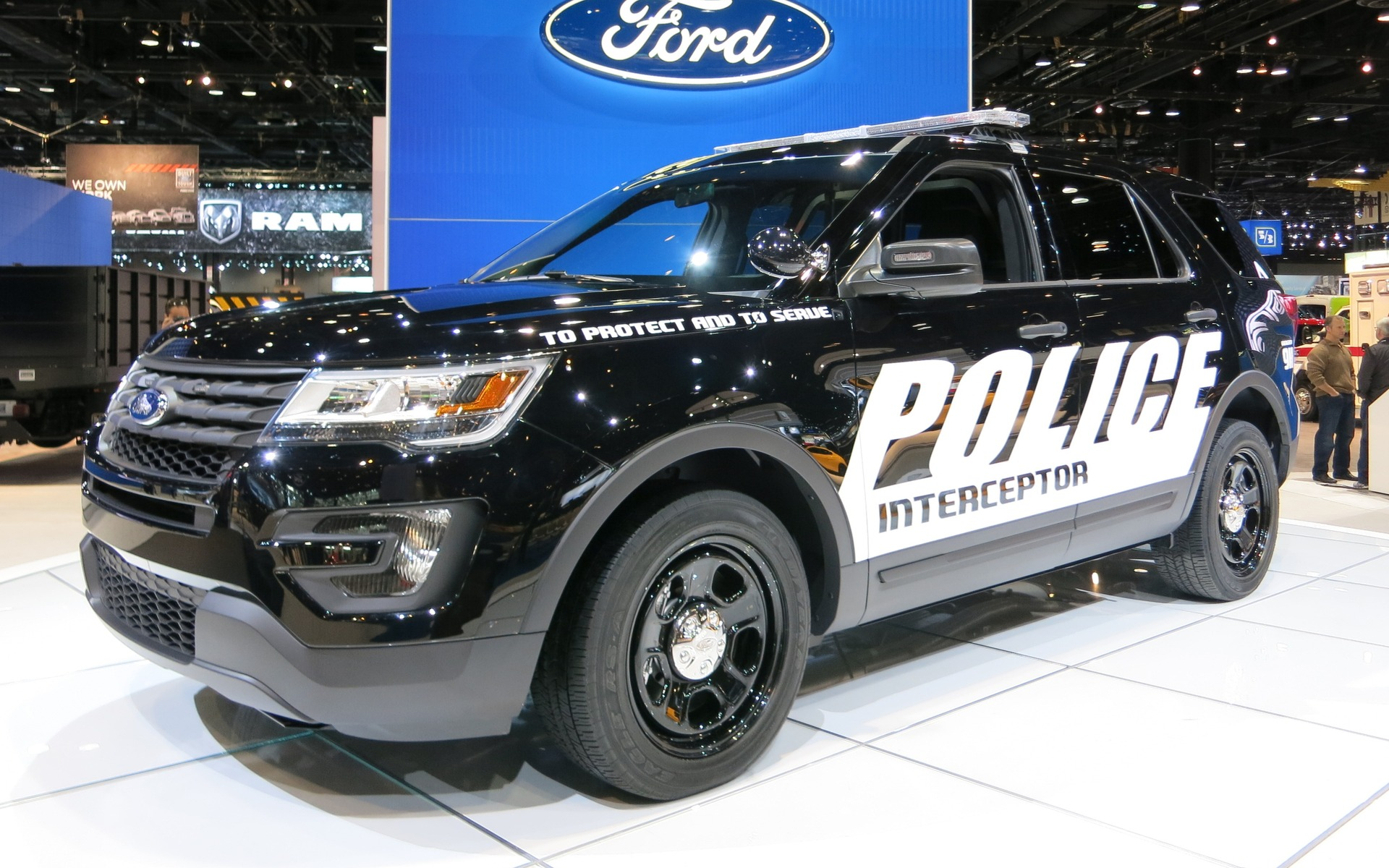 chicago voici le ford explorer interceptor 2016 ford. Black Bedroom Furniture Sets. Home Design Ideas