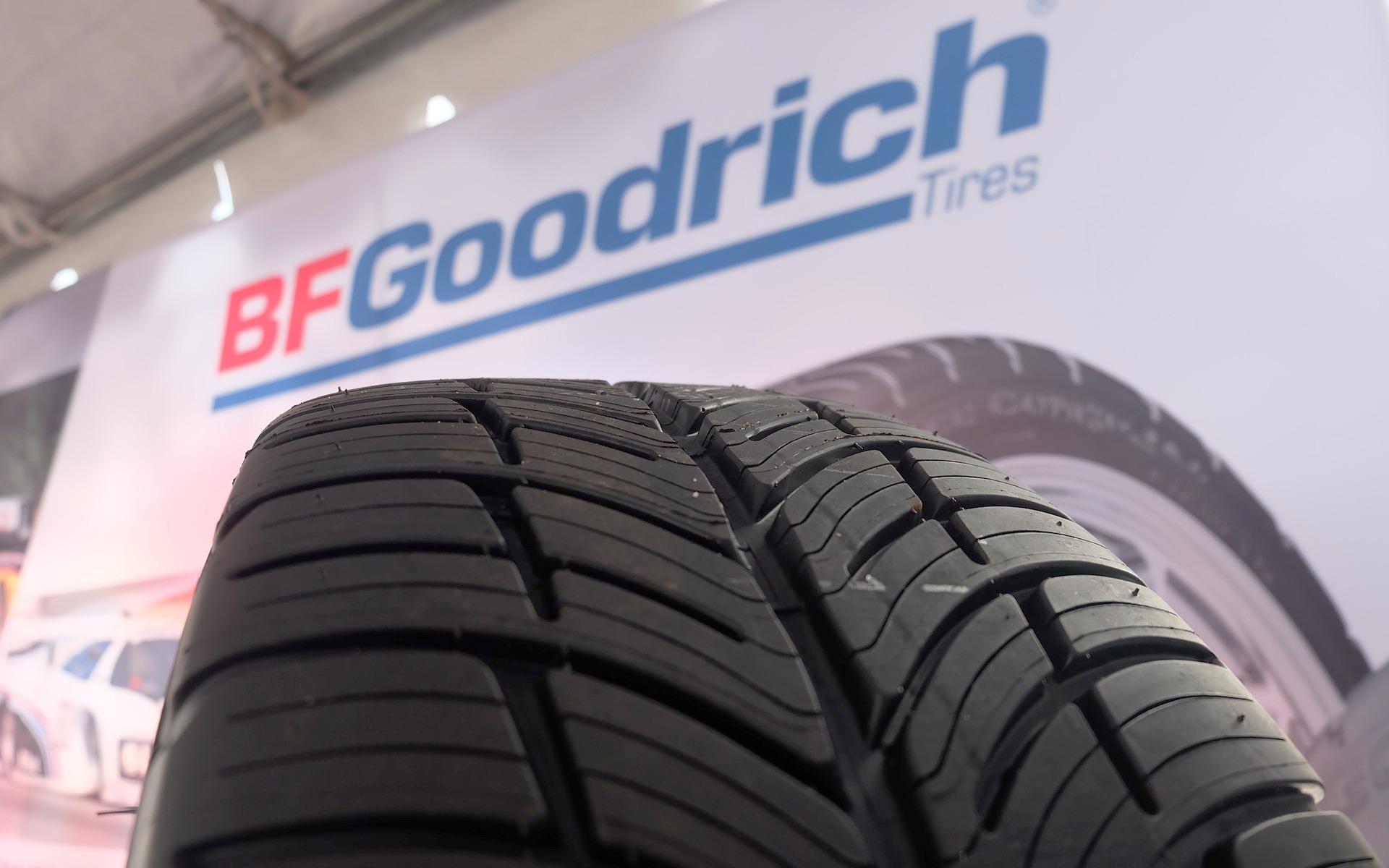 bf goodrich comp 2 a s un pneu qui brouille la ligne entre haute performance et quatre saisons. Black Bedroom Furniture Sets. Home Design Ideas