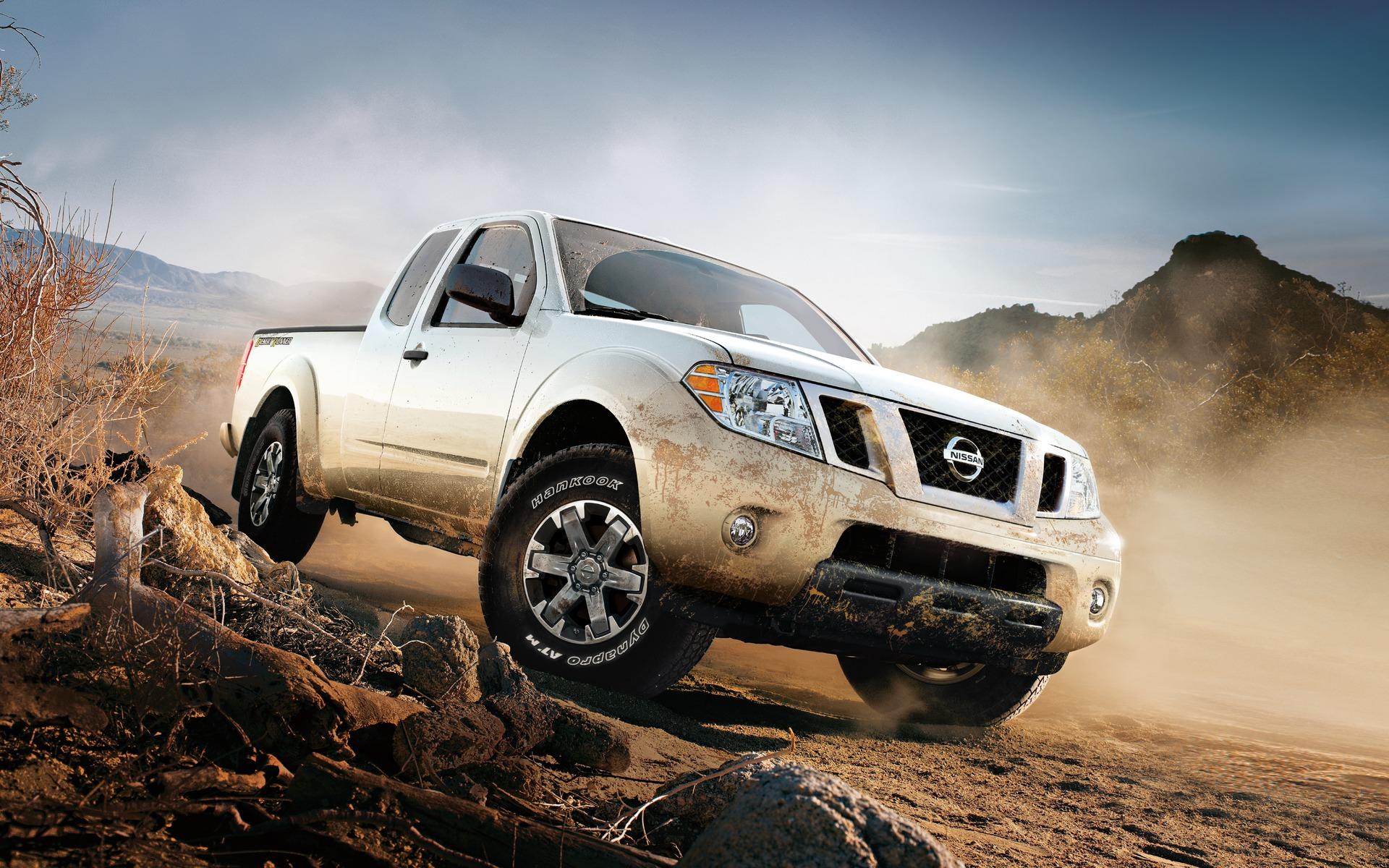 <p>Nissan Frontier</p>