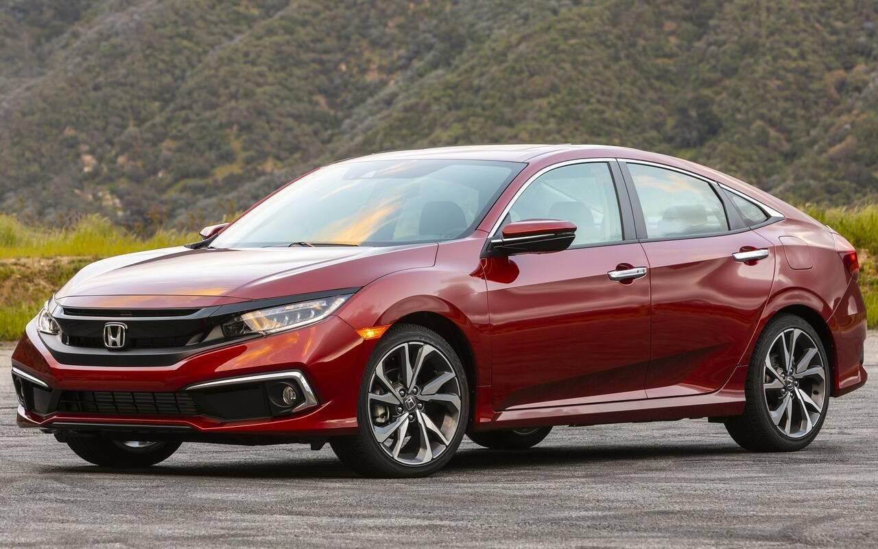 <p>Honda Civic 2020</p>
