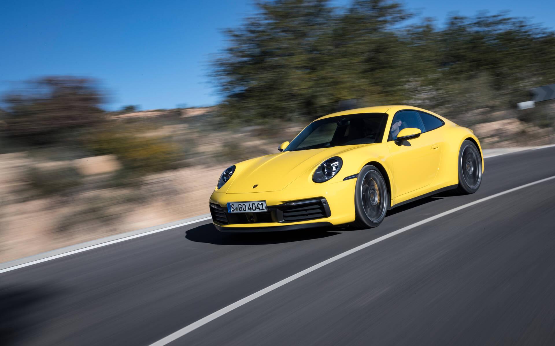 Porsche 911 Carerra 4S