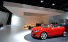 Autostadt-Pavillon Audi