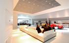 Autostadt- Pavillon Audi