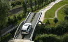 Autostadt- Pisate d'essai tout terrain