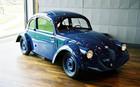 Autostadt - Musée automobile- Prototype de la future Beetle