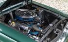 Ford Mustang GT 1968. Ce V8 de 390 pouces cubes faisait, autrefois 325 chevaux. Après quelques modifications, il en fait 410!