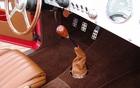 Allard J2X MKII, la transmission est une manuelle Tremec à cinq rapports