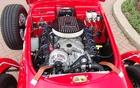 Allard J2X MKII, V8 Chrysler 5,7 Hemi de 350 chevaux et 400 livres-pied de couple pour une voiture de 1250 kilos (2750 livres)