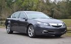 La nouvelle Acura TL 2012