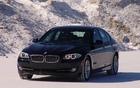 BMW 550xi 2011