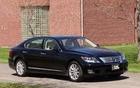 Lexus LS600h L 2011