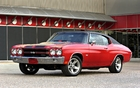 1970 Chevrolet Chevelle SS Sport Coupe