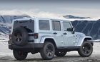 Jeep Wrangler Unlimited « Arctic Edition »