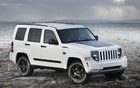 Jeep Liberty « Arctic Edition »