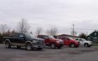 Ram 1500, Ford F-150, Toyota Tundra et GMC Sierra 2011