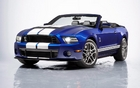 Ford Shelby GT500 cabriolet 2013
