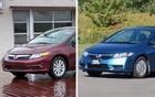 Honda Civic: 2012 or 2009?