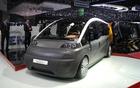 Karsan Concept V1, un taxi futuriste initialement développé pour l'appel d'offres de New York