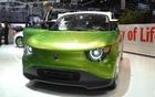 Suzuki G70. L'an dernier elle avait été présentée sous le nom Régina. Régina ou G70, on ne la trouve pas plus belle.