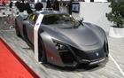 Marussia B2. Cette supersportive russe est l'évolution de la Marussia B1 déjà vue au Salon de Francfort en 2009