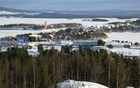 Arjeplog's population doubles during automobile Nordic testing season