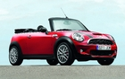 Mini John Cooper Works cabriolet