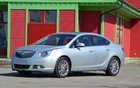 You'd never guess that the Buick Verano is built on the same Delta II platform as the Chevrolet Cruze