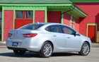 The Buick Verano offers a nice exterior design