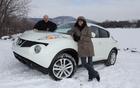 Nissan Juke, Marc DesRosiers et Nancy Moore