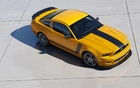 The legendary Mustang Boss 302