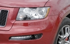 The Smart Beam system automatically adjusts the intensity of the headlights