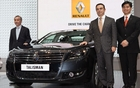 Carlos Ghosn au Salon de Beijing