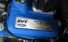 "Each engine assembled by SVT in Romeo, Michigan is ""signed"""