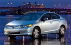 The Honda Civic Hybrid Offers Relatively Affordable entry into the gasoline / electric segment.