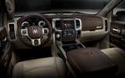 RAM 1500 Laramie. Luxury and comfort.