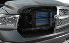 RAM 1500. New active grille shutter system.