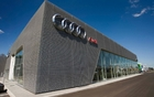 The new Audi Terminal at Audi Lauzon in Laval.