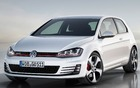 The Volkswagen Golf GTI Concept is a thinly-disguised look at the upcoming production GTI.