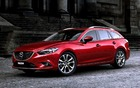 The 2014 Mazda Mazda6 wagon.