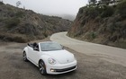 The 2013 Volkswagen Beetle Convertible.