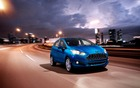2014 Ford Fiesta: High-end optional equipment