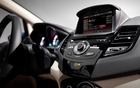 2014 Ford Fiesta: Sony eight-speaker audio system