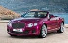 Bentley Continental GT Speed cabriolet